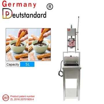 5L capacity churros machine churros maker high quality