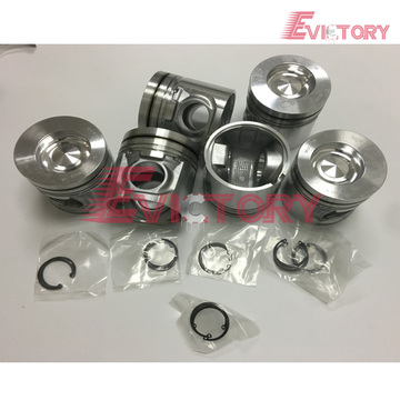 VOLVO engine parts piston D7D piston ring