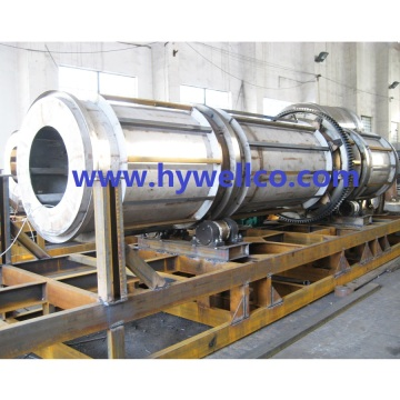 Rotary Drum Dryer for Powder