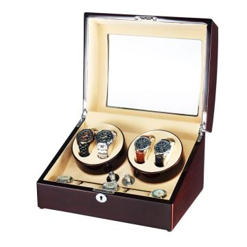 two rotors watch winder for 9 watches