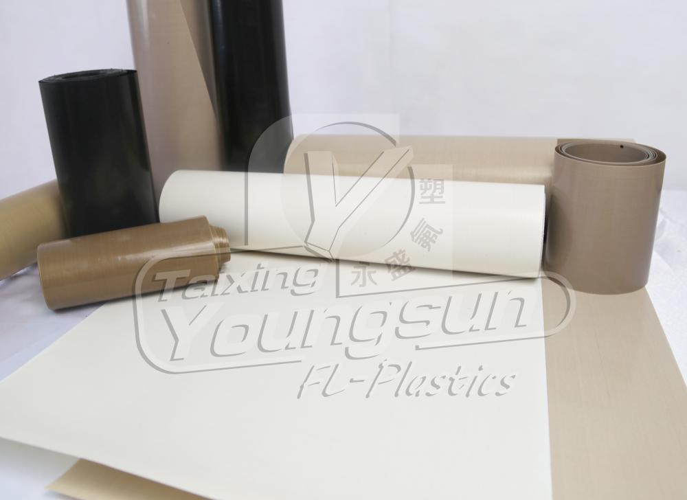 High Temperature Resisit PTFE Coating Fabrics