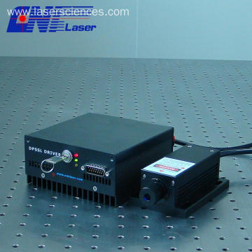 375nm UV Diode laser with single mode