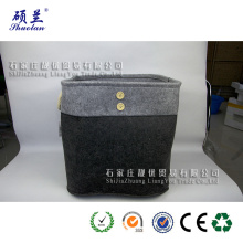 China for Foldable Felt Storage Basket Hot selling customized felt storage box basket export to United States Wholesale