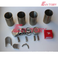 excavator H20-2 engine gasket bearing piston ring liner