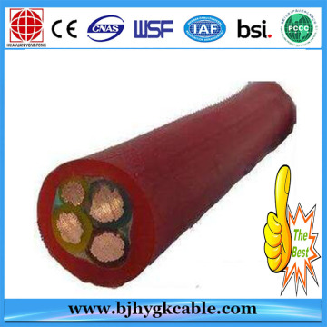 750V Rubber Flexible Welding Cable