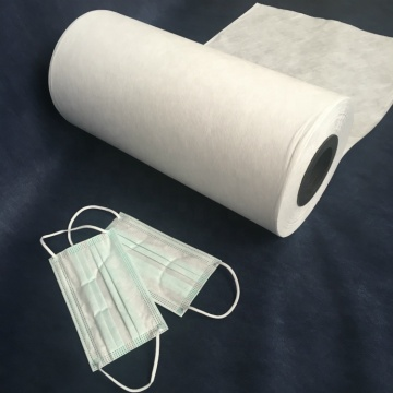 N99 N95 Medical Melt Blown Face Mask Medical Filter Nonwoven Fabric Material