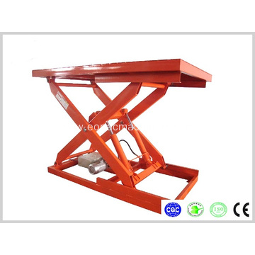 Heavy Duty Stationary Hydraulic Scissor Lift for Warehouse