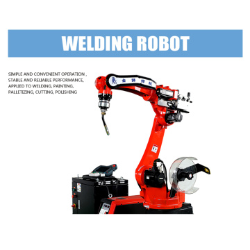 Factory Price 6-axis Welding Robot Motoman MH200