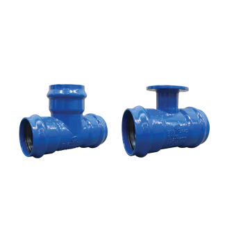 Ductile Iron Socket Bend For PVC