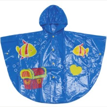 peva children raincoat poncho