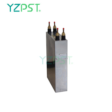 1.2KV Film Electric heating capacitor supplier 408Kvar