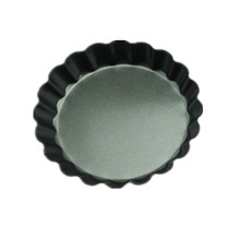 Non-stick Carbon Steel Tart Mould Pie Tray