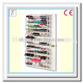 36 Pair Wall wall hanging shoe rack plastic