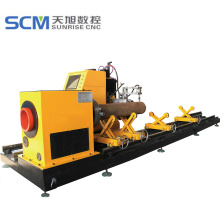 Online Exporter for China Steel Plate Plasma Flame Cutting Machine,Air Plasma Cutting Machine,Pipe Cutting Machine Supplier Tx-Xy5 CNC Plasma Pipe Profile Cutting Machine export to Tokelau Manufacturers