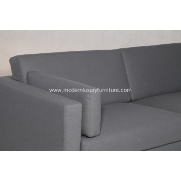 Living Room Park Fabric Sofa