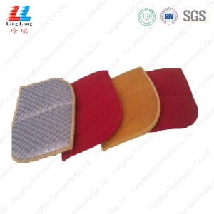 exfoliating washing dish sponge pad