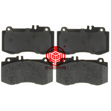 Factory best selling for Brake Pads For Benz Brake Pads/Car Brake Disc/ OEM NO. For Mercedes export to Greenland Supplier