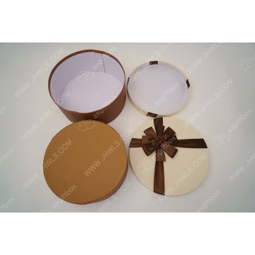Custom service hand made paper powder box