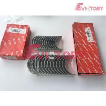 HINO E13C-T E13CT E13C crankshaft main bearing