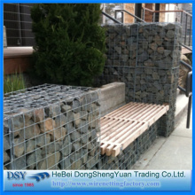 Customized for Square Hole Welded Gabion Box Hot Galvanized Weld Wire Mesh Gabion export to American Samoa Importers