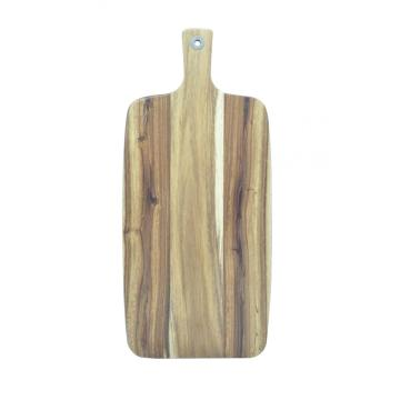 Wooden Paddle cutting Board and Pizza Board