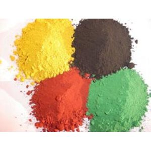 Iron Oxide Yellow Iron Oxide