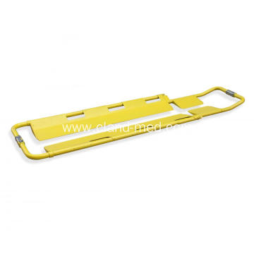 Factory Folding  Plastic  Scoop  Stretcher For Emergency Rescue