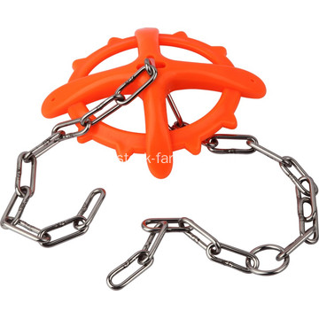 High quality material plastic Piglet Teething Ring