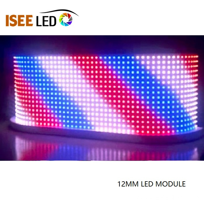 WS2811 Led Pixel Lights Square Module