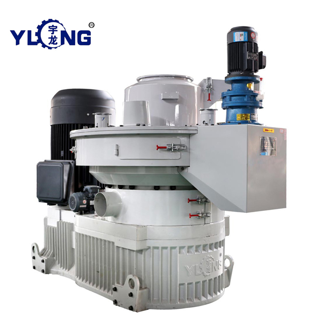 wood pellet line machine