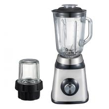 500W powerful glass jug smoothies maker food blender