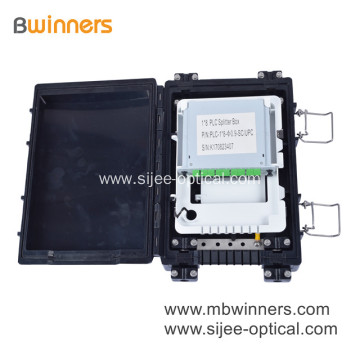 24 Ports PLC Splitter Fiber Optical Distribution Closure Box