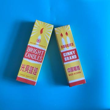 zhongya candle factory supply holy bright candles