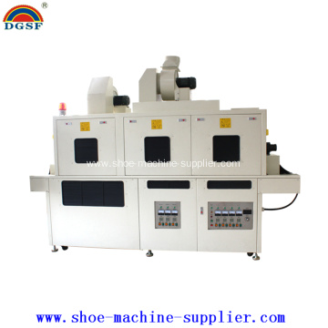 Hot sale for Cloth Folding Machine Double Side UV Irradiating Machine supply to Spain Exporter