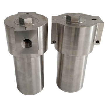Hydraulic Pipeline Stainless Steel Oil Filter YLQ-227