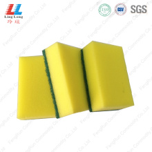 Cuboid sponge soft cleaning style