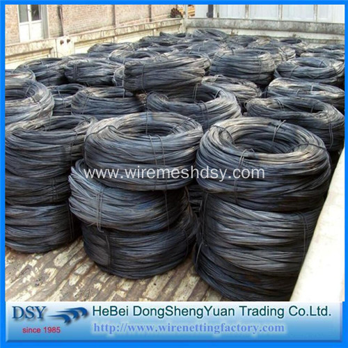 BWG 20 Black Annealed Wire Construction Tying Wire