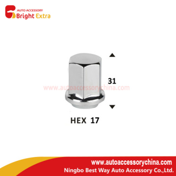 Best Price for for Wheel Bolts Hex 17 10x1.25 Wheel Lug Nuts supply to Mexico Manufacturer