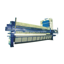 High Quality Automatic Pharmacy Plate Frame Filter Press