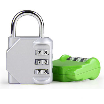 3 Color Cheap Combination Lock