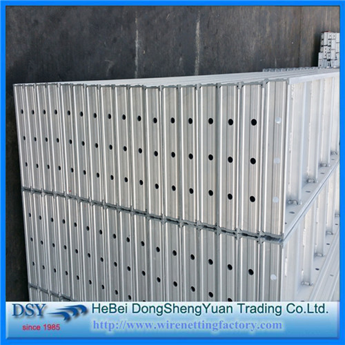 Hot Sale Formworks System for Aluminum Sales