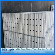 Formwork System Wall Panel Construction Formwork Materials