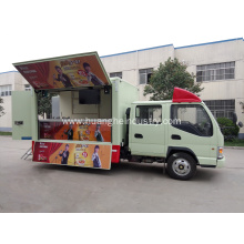 Small Mobile Market Mini Vending Shop
