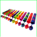 Custom Soft Silicone Ice Popsicle Mold with Lid