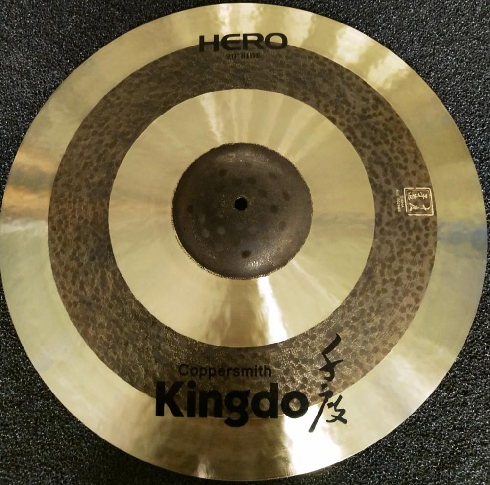 High Quality Set Cymbals Percussion Instruments