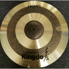 Professional for B20 Cymbals,Handmade B20 Cymbals,B20 Crash Cymbal Manufacturers and Suppliers in China High Quality Set Cymbals Percussion Instruments export to Benin Factories