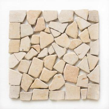 OEM Customized for China River Rock,River Pebbles,River Sand Supplier stone mat rocks mat mesh stone mesh rocks supply to Trinidad and Tobago Supplier
