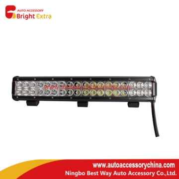 100% Original for Led Light Bars, Heavy Duty Led Light Bars, Led Work Light Bars, Led Offroad Light Bars, LED Strip Lights Manufacturer in China 20inch CREE Led Driving Fog Light Bar supply to Cyprus Manufacturer