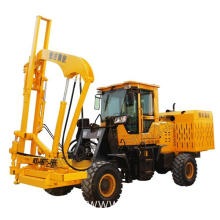 Holiday sales for Press Wheel Pile Driver Highway Guardrail Pile Driver Use For Concrete export to Georgia Suppliers