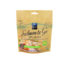 Salmon Fish Packaging Custom Packagig Bag